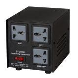 400W stap - onderaan Transformator van de Transformator van de Transformator de Elektrische 220V aan 12V