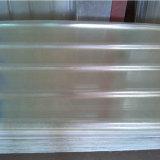 Strato ondulato di illuminazione del lucernario della vetroresina/strato flessibile di FRP