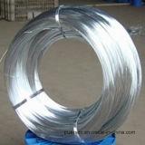 Fio galvanizado 0.9mm galvanizado do ferro do preço 0.7mm do fio melhor (fábrica)