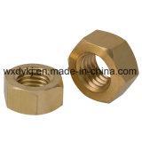 DIN 934 Ecrou hexagonal en laiton