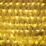 LED-dekorative im Freienbeleuchtung-faltbares Nettolicht für Weihnachtsbaum
