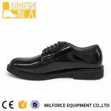 Novo Estilo de boa qualidade de Polícia calçado de couro