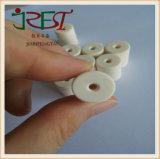 Tubo di ceramica dell'allumina di purezza di 99%/tubo/rullo di ceramica con temperatura elevata