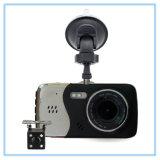 HD cheios Dual visão noturna da lente de câmera com câmera DVR