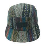 Tecido promocionais personalizadas Hat Camper Pac Supreme cinco instrumentos HAT