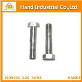 Hastelloy C22 2.4602 tornillo hex.