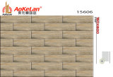 150x600mm Matt baldosa esmaltada del material de construcción de madera rústica (15604)