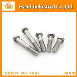 Hastelloy 2.4603 g30 ASME B18.2.1 tornillo hex.