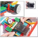1488721-4 1 Fernsteuerungs-RC den Blöcken in des Becken-Roboter-Block-Installationssatz-Ausbildungs-kreatives Spielzeug 237PCS einstellen - die gelegentliche Farbe
