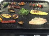 Циновка выпечки решетки BBQ стеклоткани PTFE