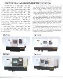 Lathe CNC (CK7530)