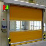 Puerta deslizante de alta velocidad con PVC (Hz-HS0613)