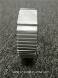 De matte Geanodiseerde Zilveren Uitdrijving van de Legering van het Aluminium/van het Aluminium