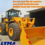 중국 제조자 바퀴 로더 판매를 위한 5 톤 정면 로더