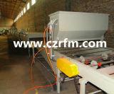 Tuile de toit enduite en métal de pierre populaire de couleur du Nigéria faisant la machine