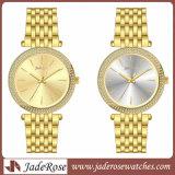 Horloge van de Dames van het Kwarts van de Sport van de Manier van de Manchet van het roestvrij staal het Waterdichte