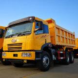 La Chine FAW J5P 6X4 320HP Les camions à benne Benne basculante 2019 Meilleur
