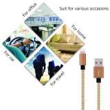 Câble de caractéristiques des accessoires USB de téléphone mobile de Shenzhen
