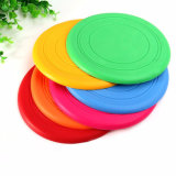 Venda por atacado Soft Light Eco-Friendly Silicone Flying Dog Frisbee para treinamento