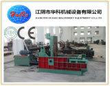 Cer-hydraulischer automatischer Schrott-kupferner aufbereitenballenpreßverkauf