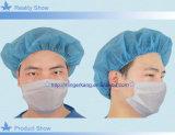 Xiantao Hubei MEK Descartável Single Ply Paper Face Mask