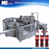 Полноавтоматический изобарный тип машина напитка газа завалки обрабатывая