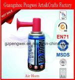 Corno dell'aria del creatore di disturbo dell'aerosol per gli sport ed i partiti