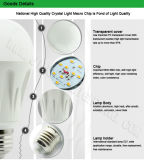 7W 85-265V LED Light com E27 Lampbase