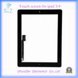 Convertitore analogico/digitale di vetro dello schermo di tocco della parte anteriore astuta del rilievo per il pezzo di ricambio del iPad 3/4