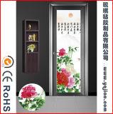 문 /Window /Cabinet 방수 장식적인 접착성 부엌 찬장 문 스티커를 위한 중국 공급자 PVC 필름