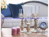 Supporto di candela domestico della colonna della decorazione, supporto di candela