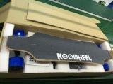 Patín alzado profesional canadiense D3m de Longboard Koowheel del arce