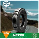 China de alta calidad TBR tubo de la aleta del neumático del camión 11.00r20 12.00r20 12.00r24 9.00r20 10.00r20