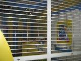 De commerciële Deur van het Blind van de Orkaan van het Traliewerk van het Polycarbonaat Rolling Veiligheid Gemotoriseerde (Herz-PRS07)