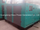 Generatore diesel silenzioso di Cummins 30kw con la garanzia biennale