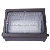 Vinícolas, Escolas / Edifícios governamentais, iluminação de exposições 45W LED Wall Pack Light