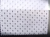 La bandierina dell'interno della bandierina esterna del tessuto di maglia mette in mostra la bandierina
