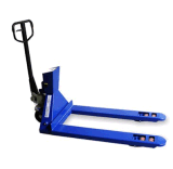 Gabelstapler-Handladeplatten-LKW-Schuppen