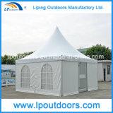 Tienda al aire libre de la carpa de la pagoda del Gazebo de la boda del acontecimiento del partido
