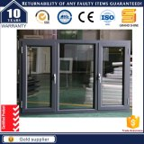 최고 단단한 나무 알루미늄 클래딩 여닫이 창 유리창 (CW50)