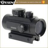전술상 1X30 R&G 점 광경 범위 W/10mm-20mmweaver 마운트