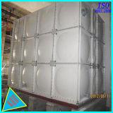 GRP SMC FRP tanque de agua de plástico con la norma ISO