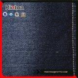 Tessuto blu del denim del cappotto di colore 350g Lycra