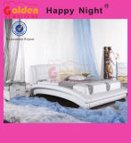 بيتيّ أثاث لازم غرفة نوم [أتّومن] سرير مع ضوء [غ962]