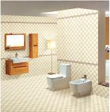 Interior de la pared de porcelana esmaltada de inyección de tinta para la decoración de azulejos de baño de 300x600mm