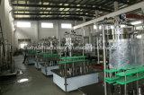 1개의 PLC 통제에 의하여 탄화되는 음료 또는 칵테일 통조림으로 만드는 기계장치에서 3