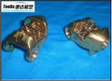 CNC de Dienst CNC die van het Malen Deel, Messing machinaal bewerken die Deel, het Snelle Prototype van de Precisie machinaal bewerken