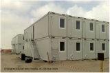 Casa prefabricada del envase para los campos de trabajos forzados (CM-800)