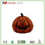 Figurines della testa del cranio di Polyresin per Halloween e la decorazione domestica