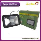 Lumière d'inondation économiseuse d'énergie de SMD 10With20With30With50W DEL pour extérieur (SLFAP SMD)